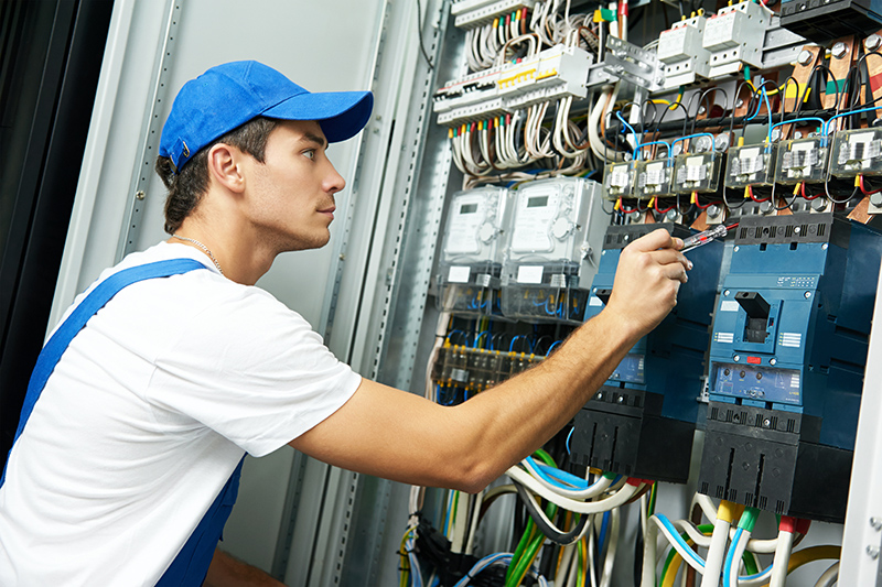 Domestic Electrician in Crawley West Sussex